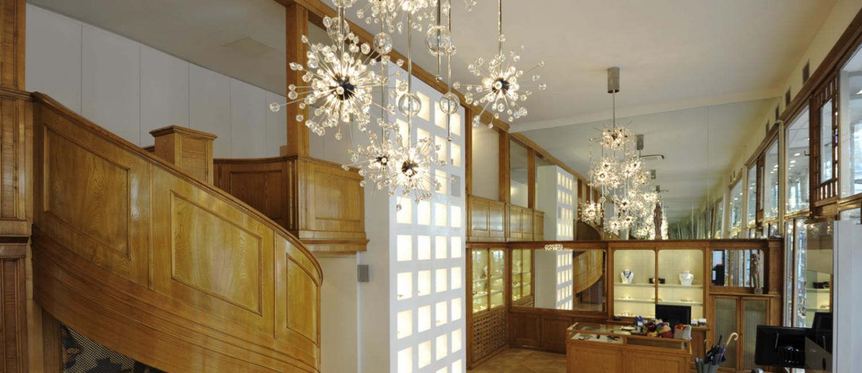 Custom Hotel Lighting, Bespoke Hotel Lighting