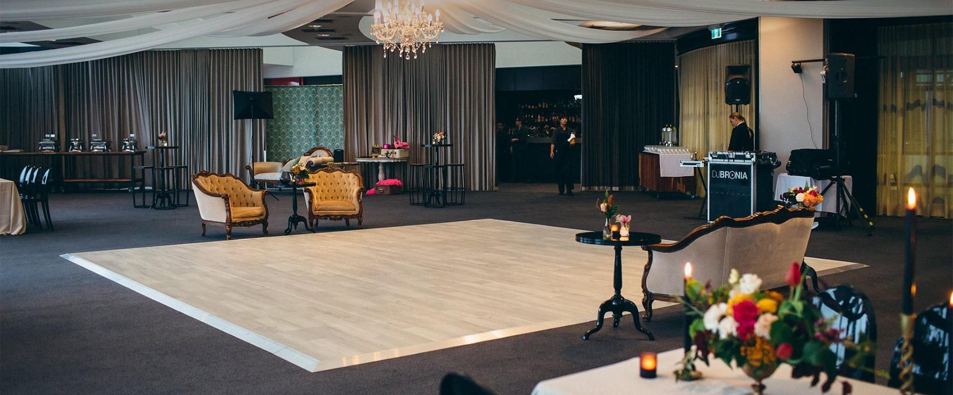 Portable Dance Floors, Mobile Hotel Bars