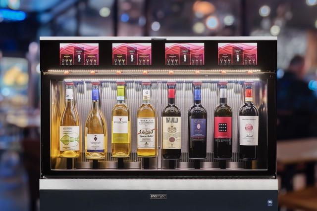 Hotel Wine Dispensers / Hotel Wine Preservation