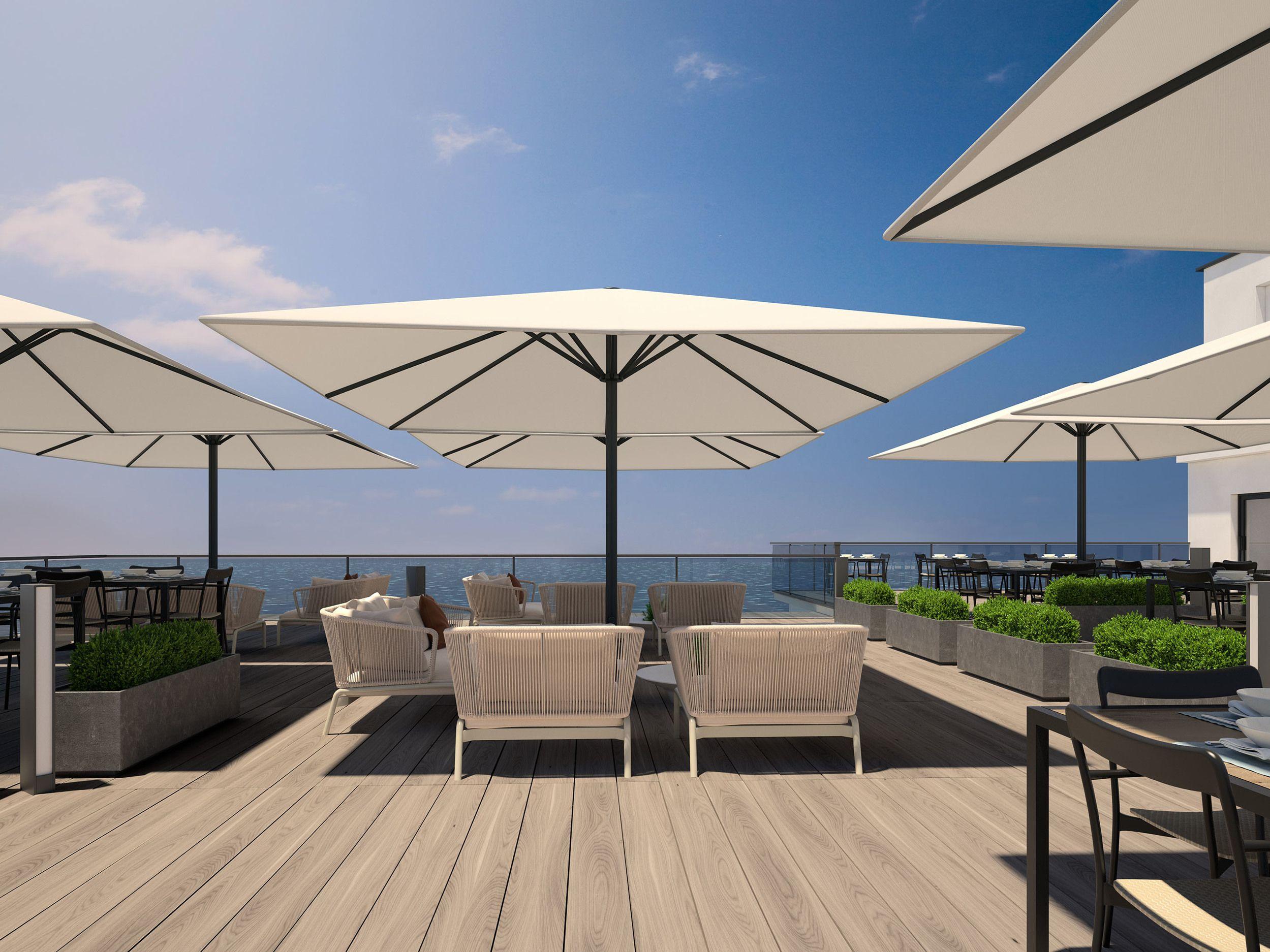 Hotel Umbrella Systems