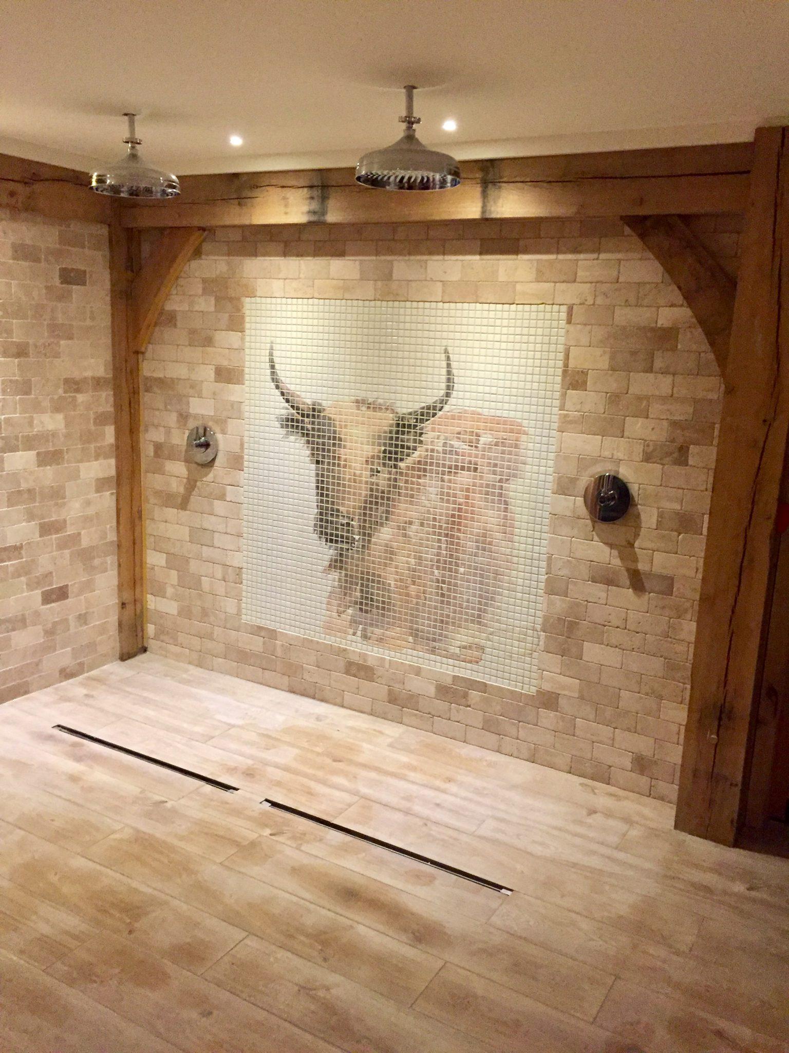 Bespoke Hotel Tiles