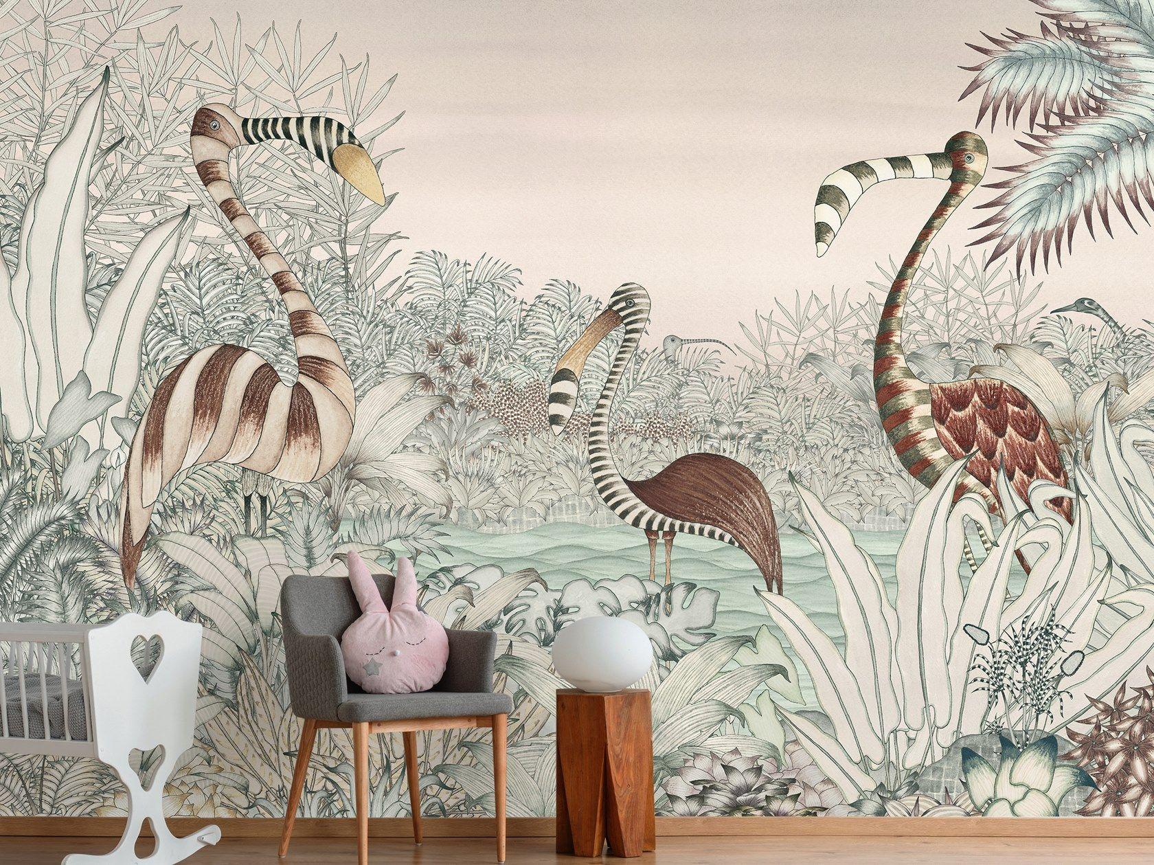 Italian Luxury Wallpaper for Hotels