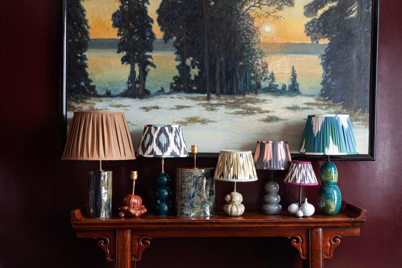 Hotel Artisan Lamps