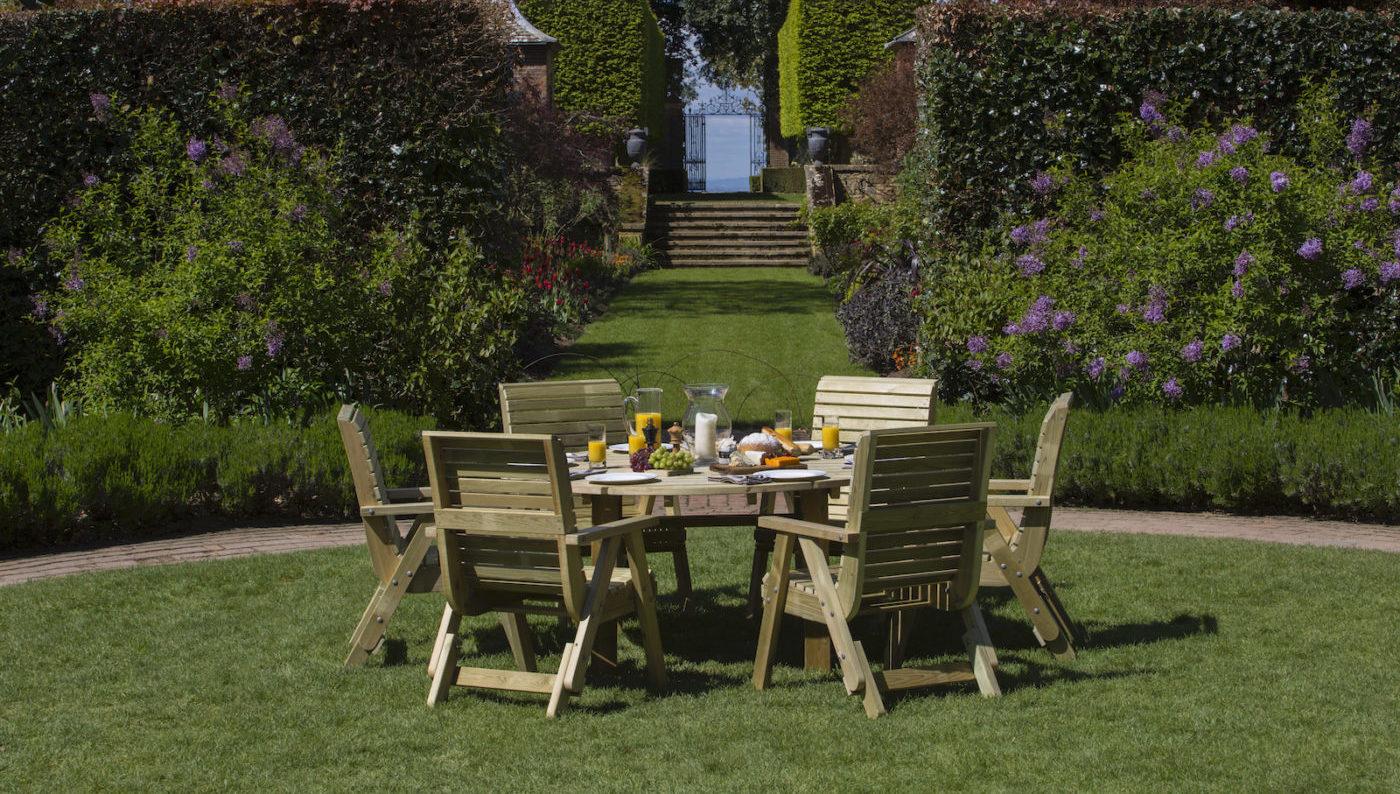 Garden Furniture for Hotels, Outdoor Hotel Furniture