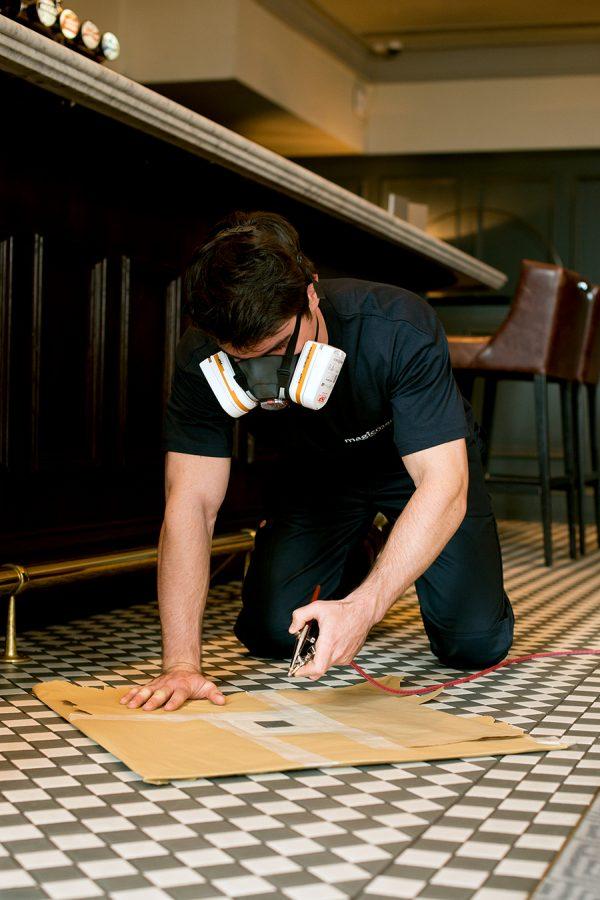 Hotel Surface Repair