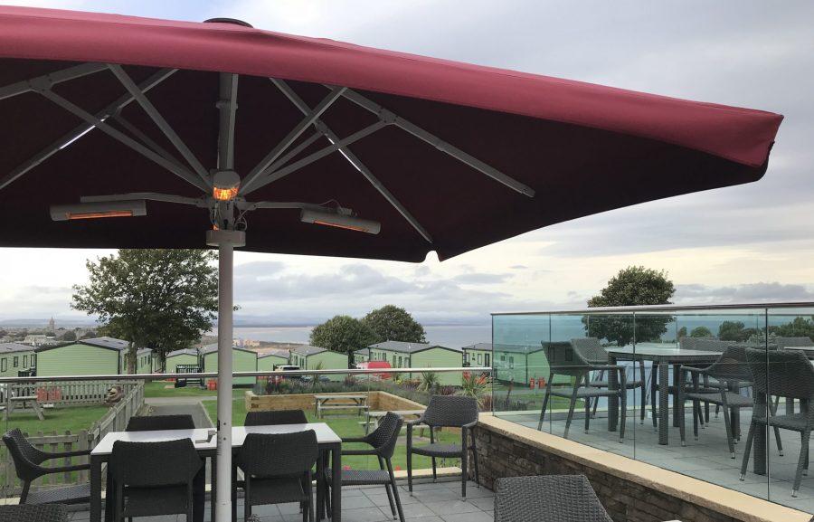 Hotel Giant Umbrella Systems