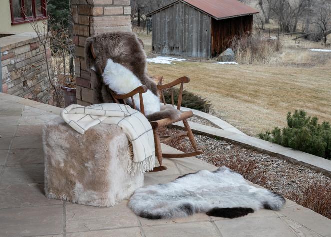 Hotel Sheepskin Products