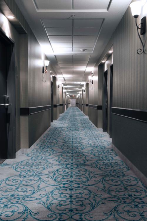 Bespoke Hotel Rugs / Custom Made Carpets