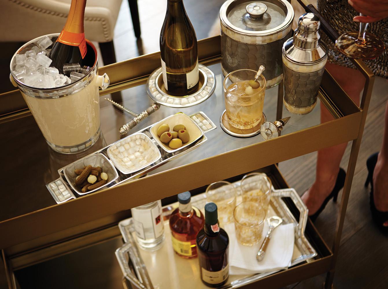 Luxury Hotel Serveware