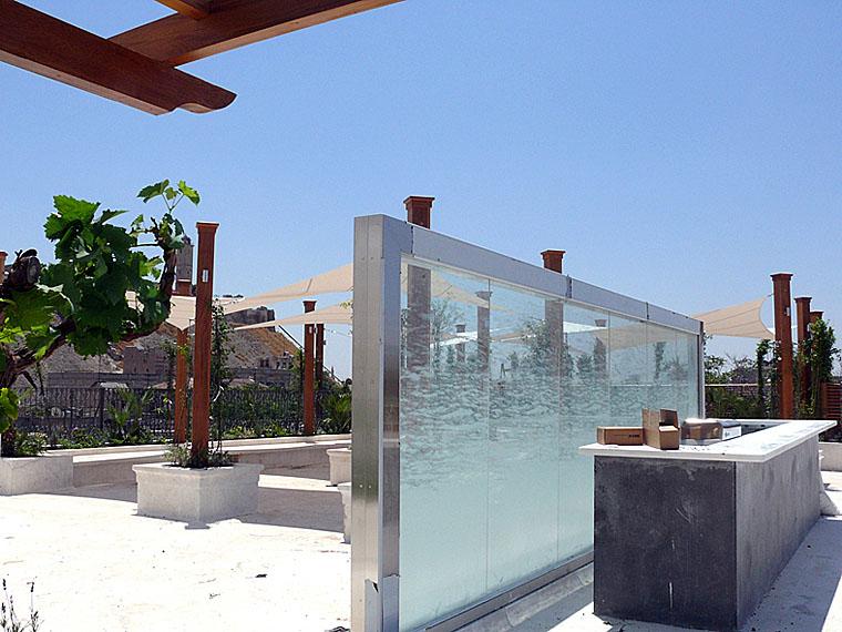 Hotel Glass Art