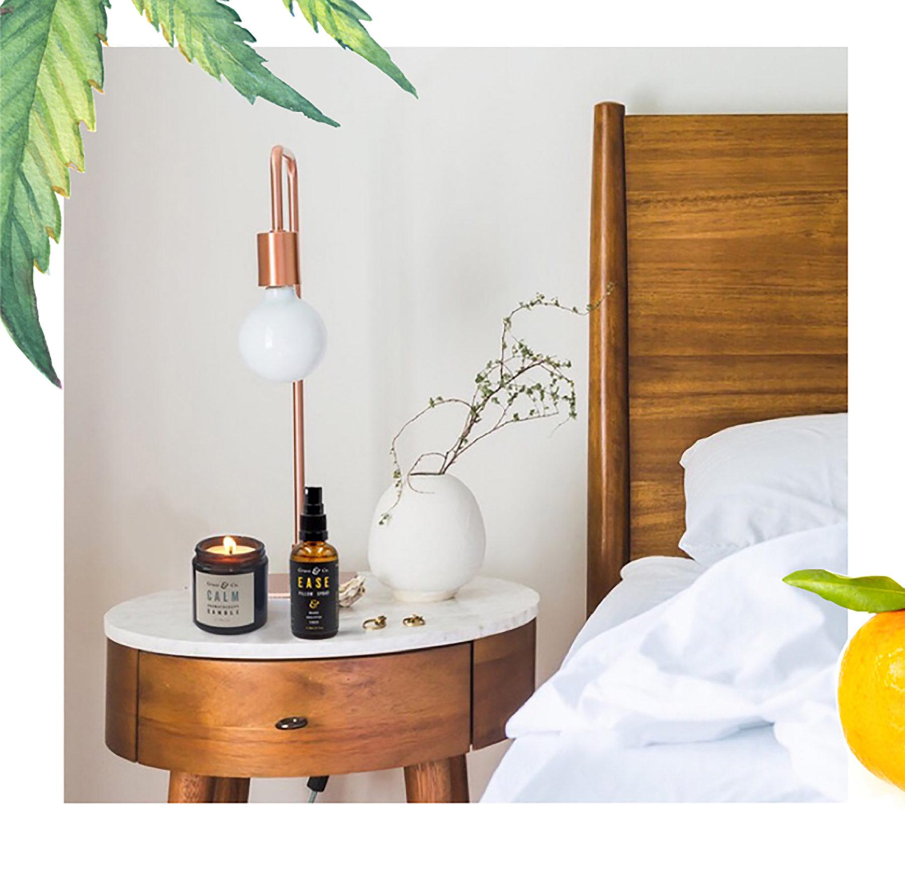 Luxury Hotel CBD Products