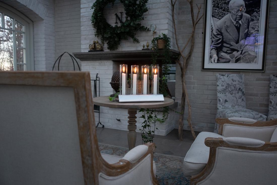 Unique Hotel Candleholders