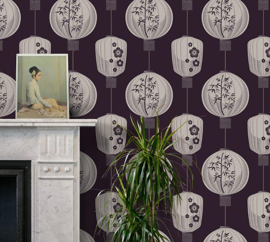 Mini Moderns - Contemporary Hotel Wallpaper