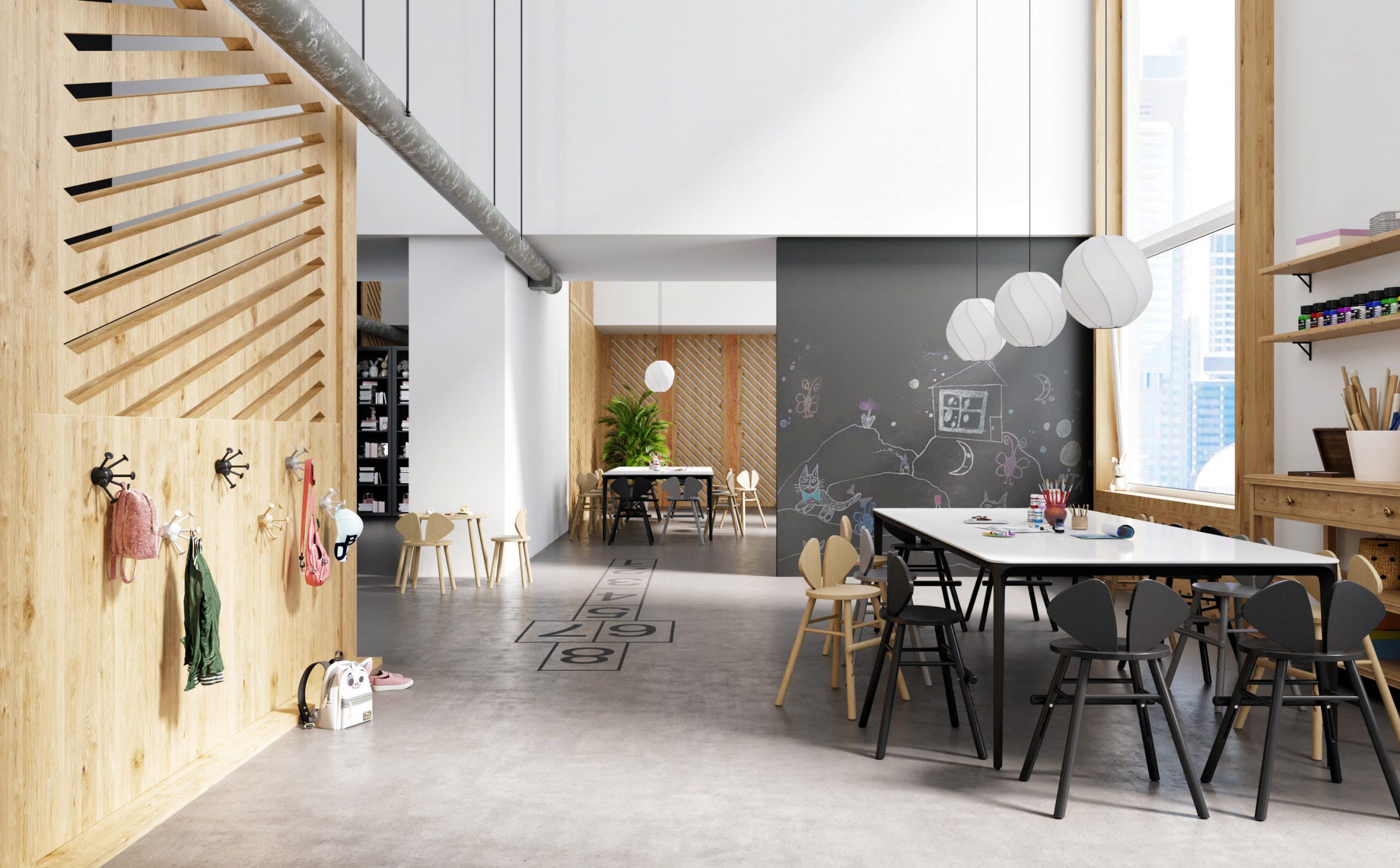 Children's Hotel Furniture, Children's Interior Decor