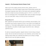 Japandi – The Emerging Interior Design Trend