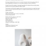 Acoustic Sculpture Info