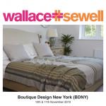 Wallace Sewell At BDNY