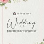 Wedding Brochure Designs 2021