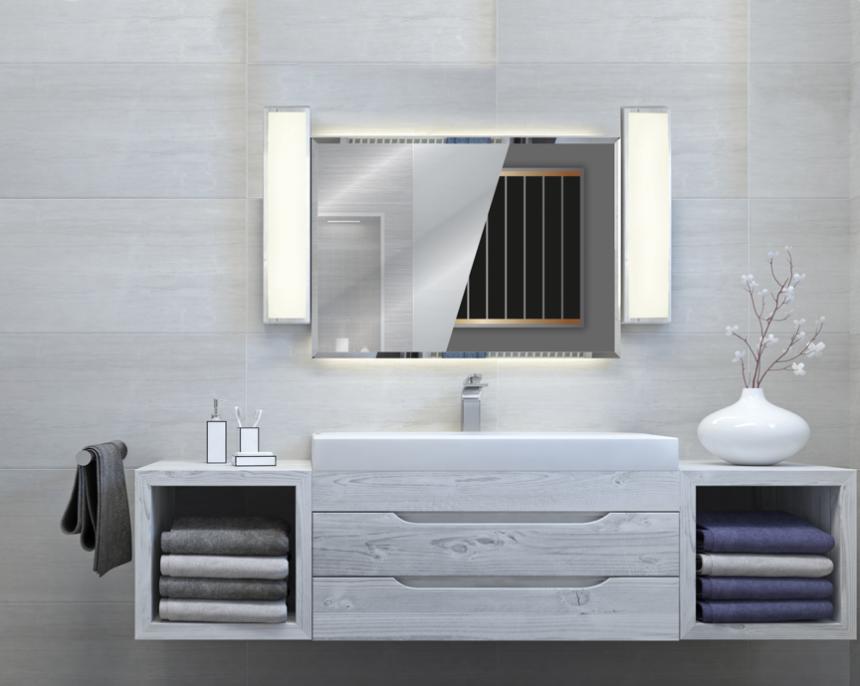 Steam Free Hotel Mirrors