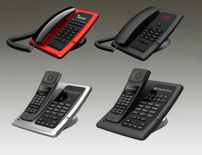 Hotel Connectivity Solutions, Hotel Guest Room Telephones, Hotel Media Panels, Hotel Alarm Clocks & Radios