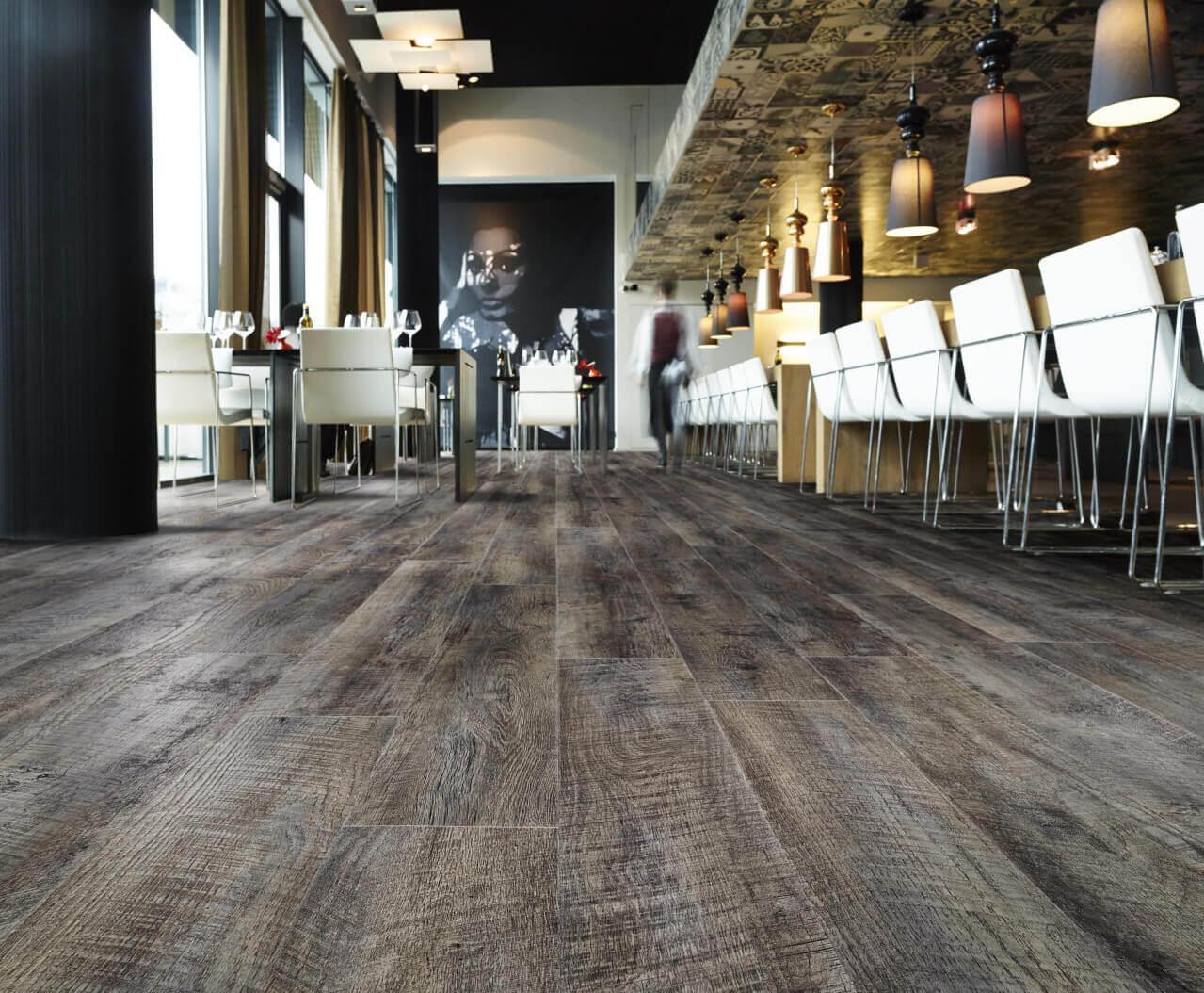 Luxury Hotel Vinyl Flooring