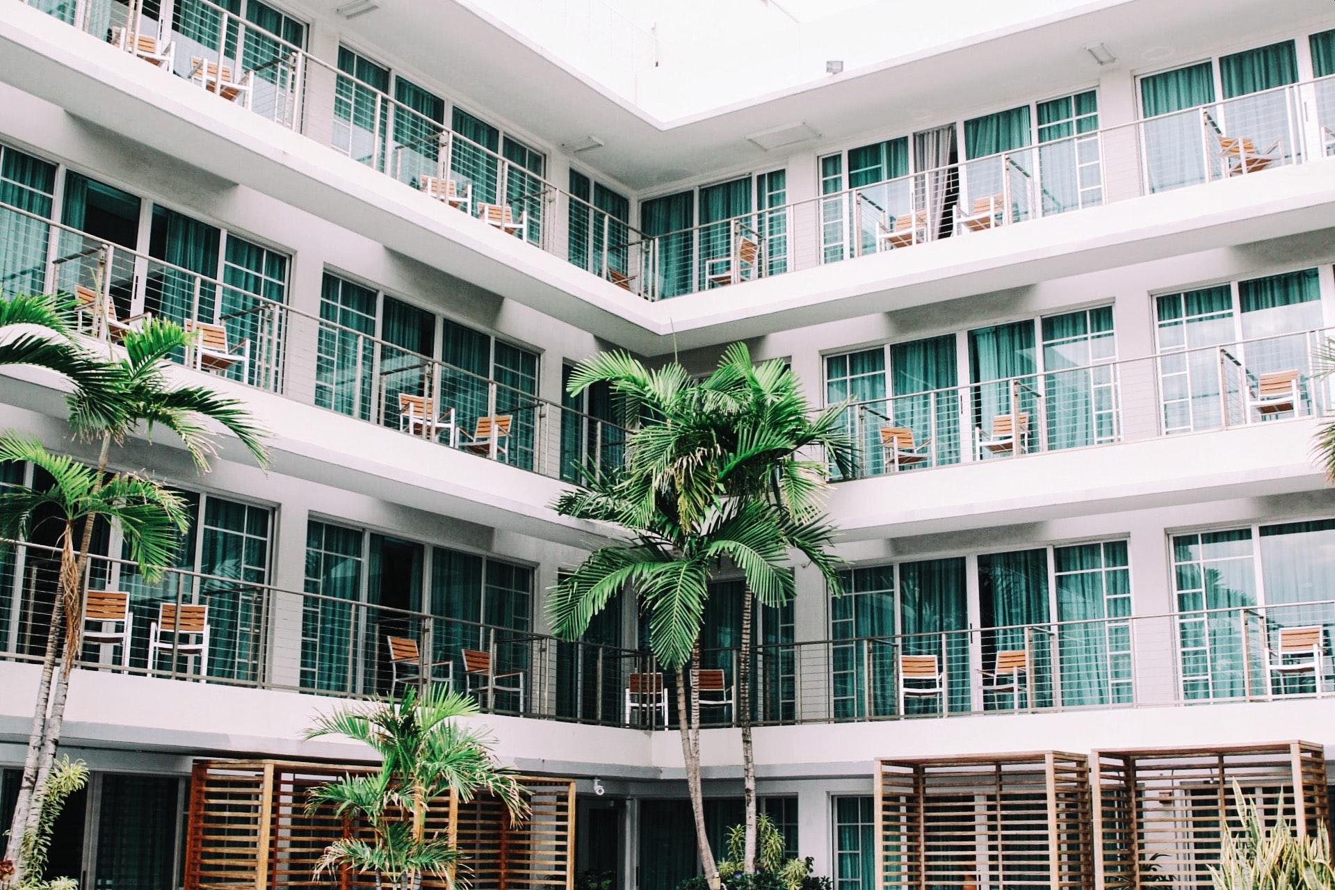 Hotel Building Management