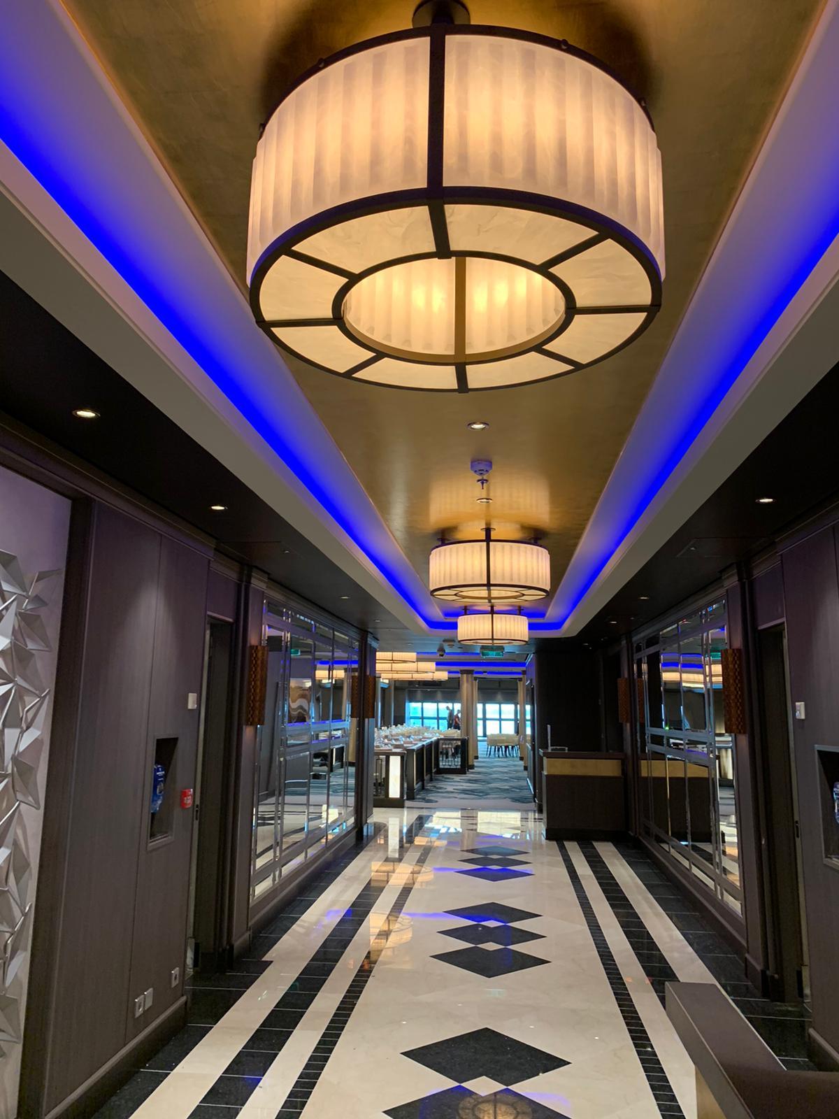 Hotel Decorative Lighting