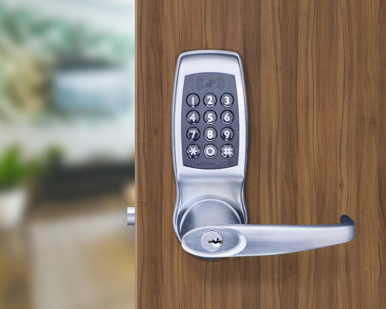 Smart Hotel Locks
