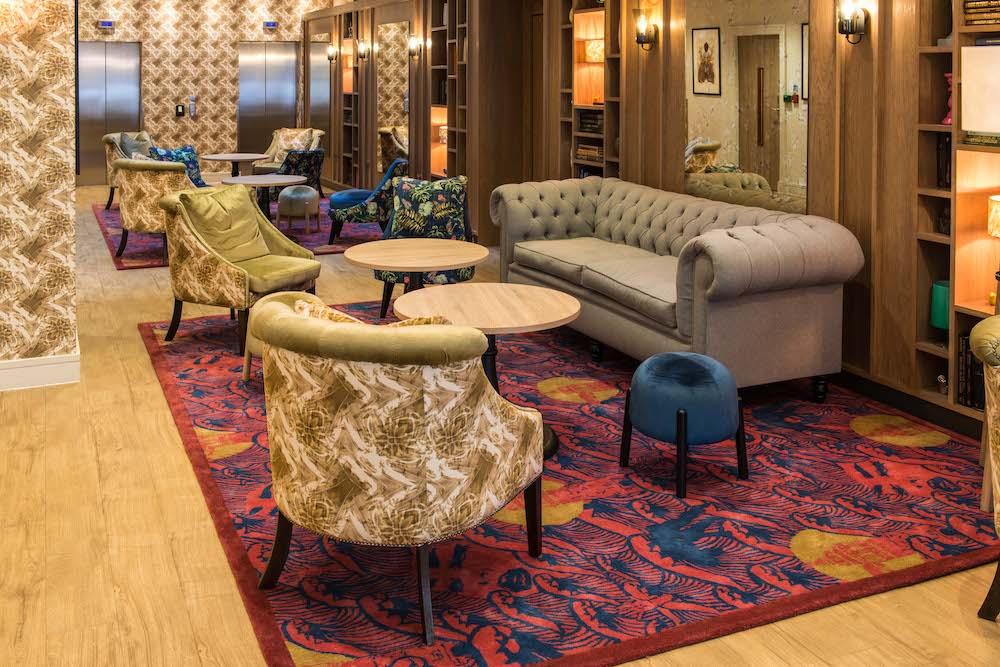 Bespoke Hotel Carpets