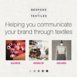 Bespoke Textiles Brochure