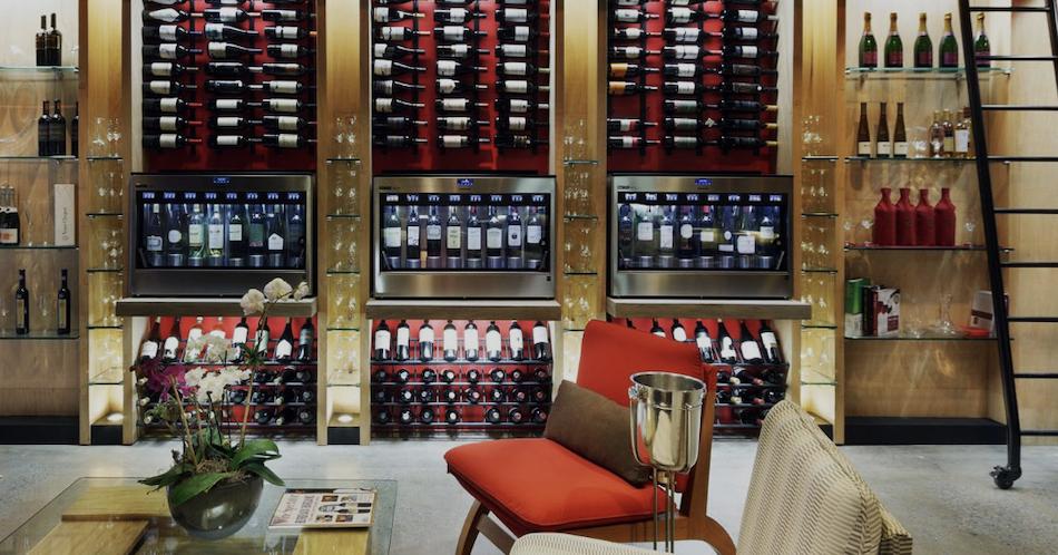 Hotel Drink Dispensers