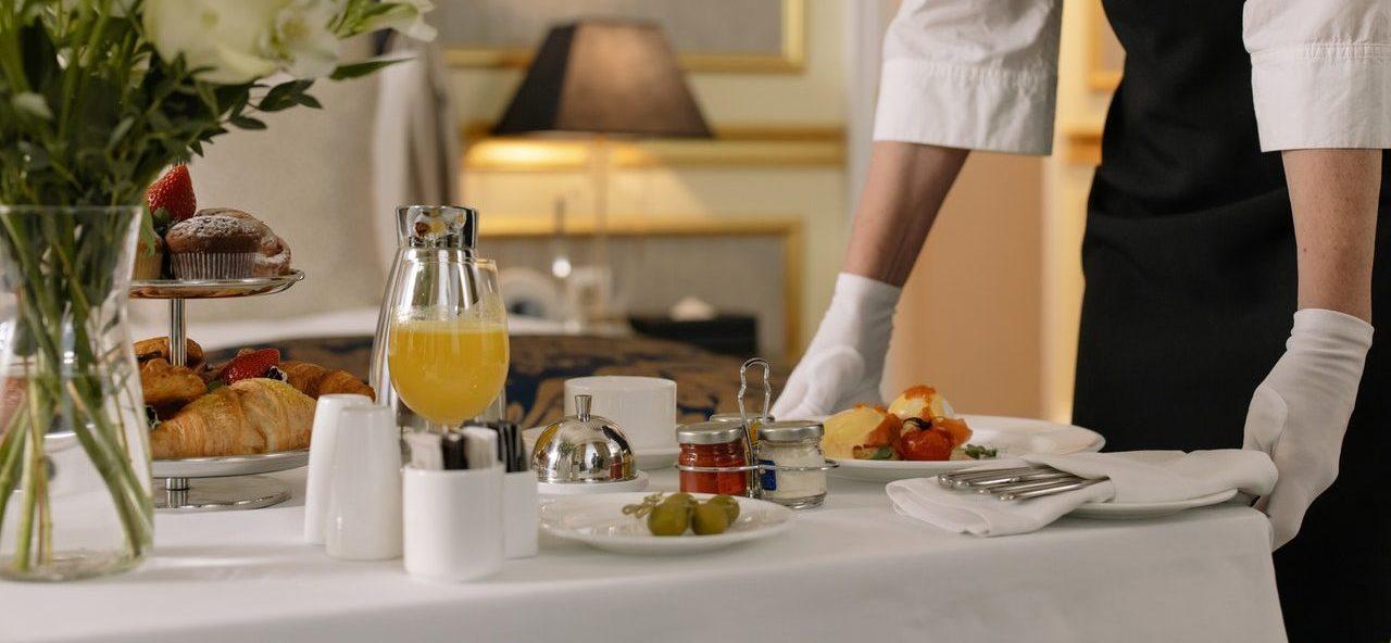 Hotel Room Service Equipment