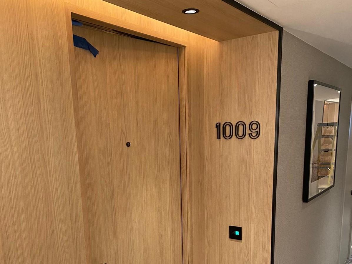 Bespoke Signage for Hotels