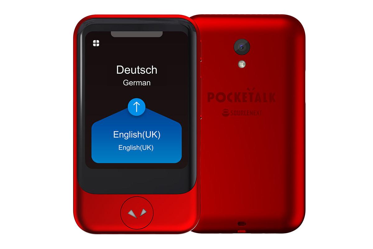 Hotel Pocket Translator /Welcome Desk Translator Device / HotelTranslator Device