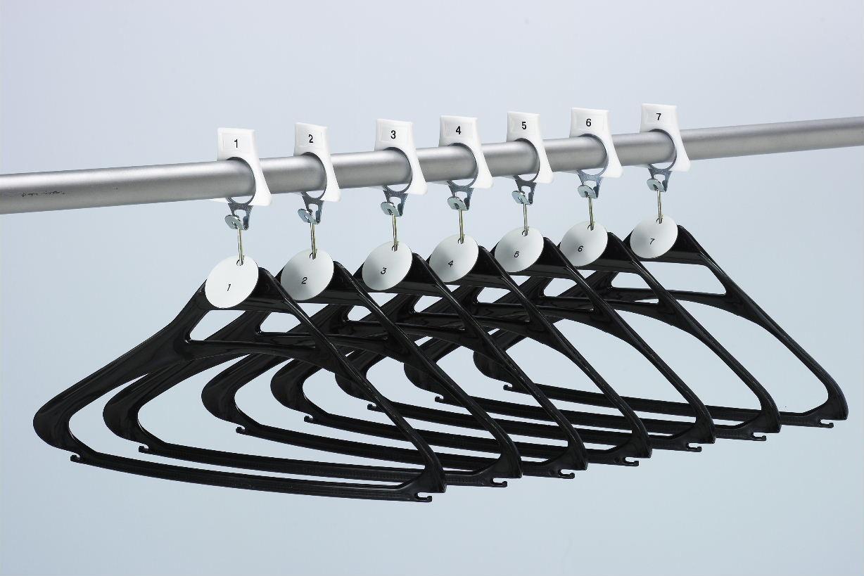 Hotel Coat Hangers
