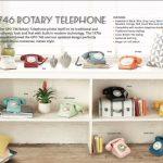 GPO 746 Rotary Dial Telephone Data Sheet