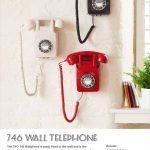 GPO 746 Wallphone HR Data Sheet